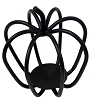 Wrought Iron Tealight / Votive Pumpkin Candle Holder