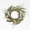 4.5 INCH PRESERVED ASAKURA FLOWER CANDLE RING