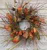 Mixed Autumn Twig Wreath-25