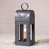 Small Lakeview Lantern in Black