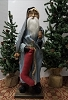 Tall Santa with Blue Nightshirt
