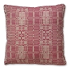 Windmere Pillow Cranberry/Tan