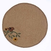 Robin Red Breast Candle Mat