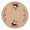 Sleigh Ride Candle Mat