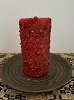 Crabapple Pillar Candle 3 x 6