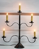 Five Arm Candelabra Table Light