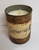 Gatherings Tin Candle