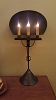 Gettysburg Table Light Tall