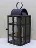Wall Lantern with Bars in Tin