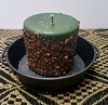 Hearthside Pillar Candle 3 x 3