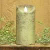 3×6 REAL LOOK FLAMELESS TIMER CANDLE-HERB