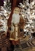 Arnett Santa with Brown Coat and Lantern