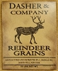 Reindeer Grains 8x10