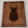 Pineapple Welcome 8x10