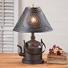 Tea Kettle Lamp with Shade