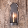 Monroe Sconce in Smokey Black