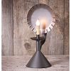 Wired Accent Light on Cone in Smokey Black