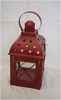 Red Colonial Lantern