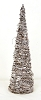 Natural Rattan Cone Tree/Snow/Timer Battery Lights-18