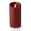 Luminara® Flameless Candle - Rio Red Country Pillar - 7 in