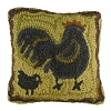 Mother Hen Pillow