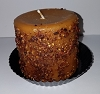 Mulled Cider Pillar Candle 3 x 3