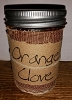 Orange Clove 8 Ounce