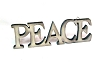 Peace Wall Plaque-12.75