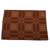 Smithfield Jacquard Placemat Barn Red