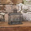 ELECTRIC THREE CANDLE LANTERN