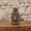 MOVING FLAME GATEMAN LANTERN W/TIMER