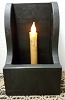 Sconce Box Black