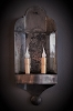 Townsend Mirrored Sconce