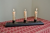 TRIPLE CANDLE HOLDER