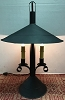 Large Hooded Table Light