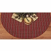 Christmas Plaid Tree Skirt