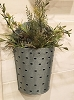 OLIVE WALL BUCKET - MEDIUM