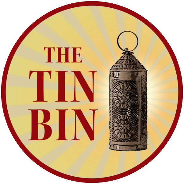 Welcome To The Tin Bin Colonial Lighting Amp Home Decor