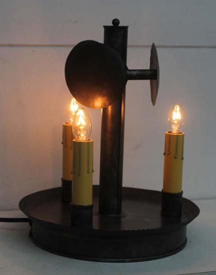 Coleman primitive table light