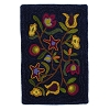 2' x 3' Walk In the Flower Hooked Rugs