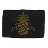 Pineapple Welcome Wall Hanging Hooked Wool