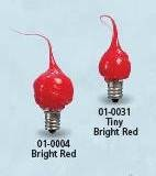 Primitive Bright Red - Scented Bulb