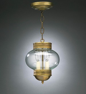 Onion Light with Galley - Hanging