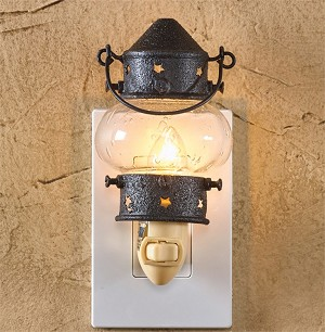 Onion Lantern Night Light