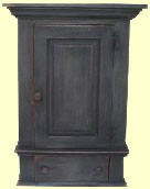 Maryland Hanging Cupboard w/Drawer