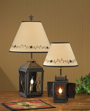 Star Vine Lampshade - 14""