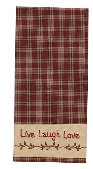Sturbridge Live Decorative Dishtowel