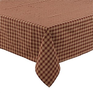 "Sturbridge Tablecloth - 54""L - Wine"