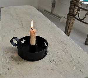 STAR PUNCHED CANDLE CUP