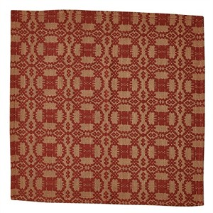 Campbell Coverlet Napkin - Wine